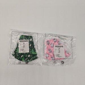 Mund-Nase-Maske für Kinder mit 2 verschiedenen Motiven