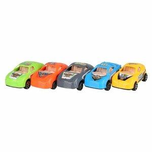 5er Pack Modell-/Spielzeugautos, ca. 8 x 4 x 2 cm, bunt sortiert