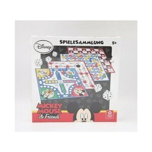 "ASS Spielesammlung ""Mickey Mouse & Friends"" Spiele Brettspiele Disney"