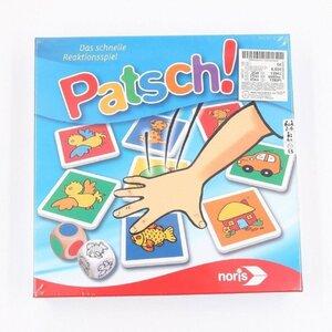 NORIS Patsch! Kartenspiel, 2-6 Spieler, ab 4 Jahre, ca. 15 Minuten Spieldauer