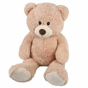 Teddy-Bär/Kuschelbär, Plüsch-Bär, beige, ca. 80 cm