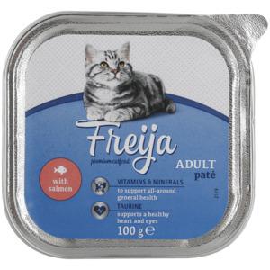 Freija Katzenfutter Lachsfarben