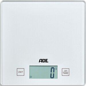 ADE Küchenwaage »Tina KE1818«, digitale Waage klein und kompakt, Zuwiegefunktion, bis 5kg