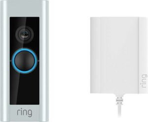 Ring »Video Doorbell Pro Plugin Smart« Überwachungskamera (Außenbereich)