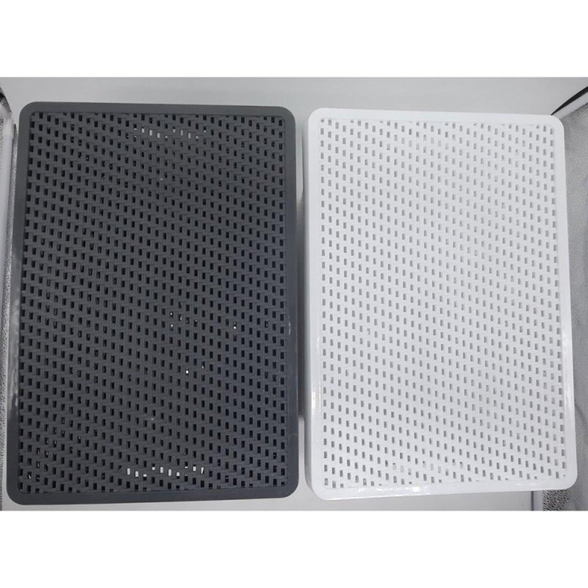 Bild 2 von Aufbewahrungsbox mit Deckel, 37 x 26,5 x 23 cm, verschiedene Farben