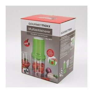 GOURMETmaxx Multizerkleinerer/Multi-Slicer, ca. 200 W, grün