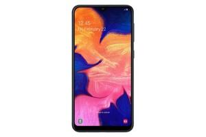 Galaxy A10 schwarz Smartphone