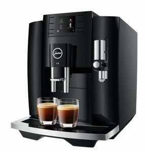 E8 Piano Black (EB) Kaffeevollautomat