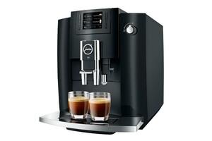E6 Black EB Kaffeevollautomat