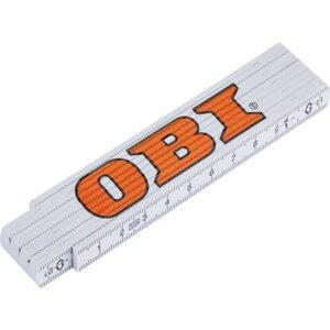 OBI Metermaßstab 1 m Fiberglas