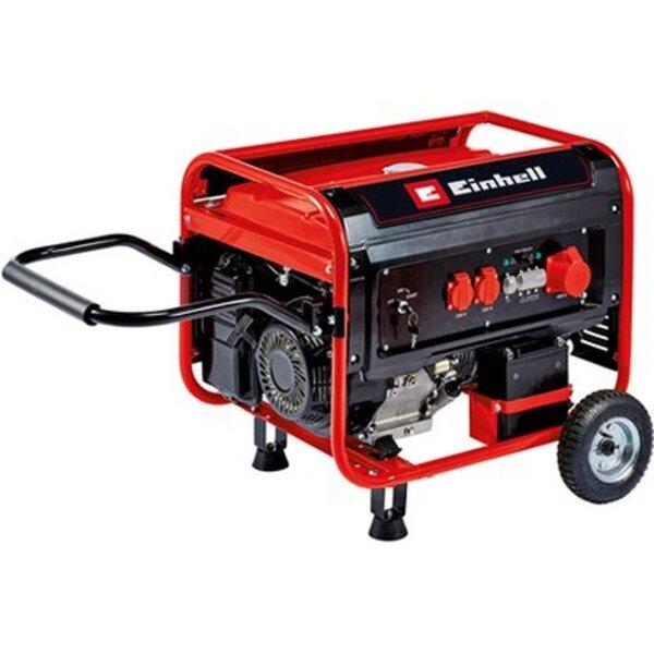 Einhell Benzin-Stromerzeuger TC-PG 55/E5