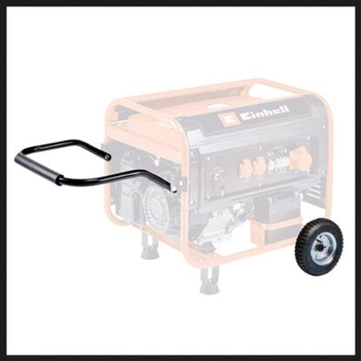 Bild 4 von Einhell Benzin-Stromerzeuger TC-PG 55/E5