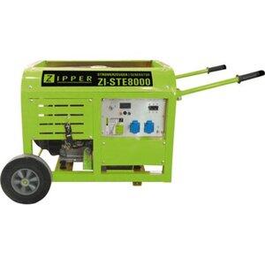 Zipper Stromerzeuger Benzin 8 kW ZI-STE8000