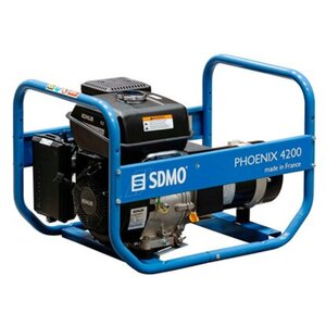 Sdmo Stromerzeuger Phönix 4200