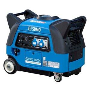 Sdmo Stromerzeuger Inverter PRO 3000 E mit Elektrostart und Batterie