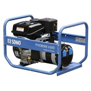 Sdmo Stromerzeuger Phönix 6300