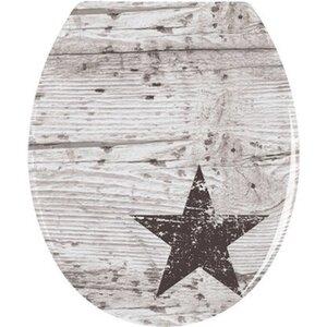 Wenko WC-Sitz Star