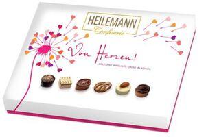 """Heilemann Confiserie Pralinenmischung """"Von Herzen"""", 125 g"""