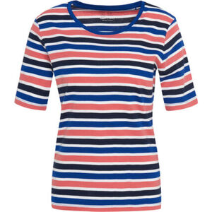 "Adagio T-Shirt ""Laura"", Ringel, Kurzarm, für Damen"