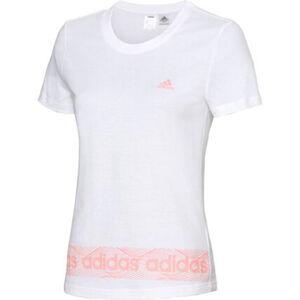 adidas T-Shirt, weich, Rundhals-Ausschnitt, für Damen