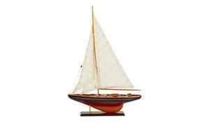 Deko Segelboot