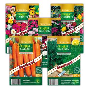 Finest Garden Premium Saatbänder