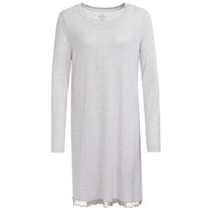 Damen Nachthemd mit Streifenmuster