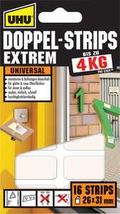 UHU  Doppel-Strips »EXTREM«