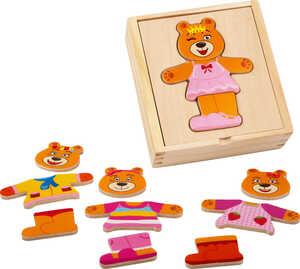 KIDLAND®  Bären-Puzzle