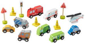 KIDLAND®  Fahrzeuge-Set