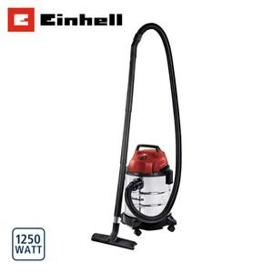 Einhell Nass-Trockensauger TH-VC 1820 S • Ansaugleistung: 180 mbar • für nassen, trockenen oder flüssigen Schmutz • Blasanschluss • umfangreiches Zubehör