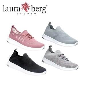 Bequeme Damen-Sneaker Obermaterial aus Textil, herausnehmbare Decksohle Größen: 37 - 40