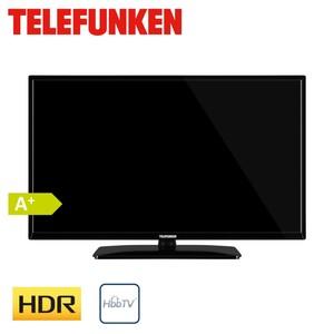 """D32H551N1CWI · HD-TV · 3 x HDMI, 2 x USB, CI+ · integr. Kabel-, Sat- und DVB-T2-Receiver · Maße: H 43,5 x B 73,2 x T 7,9 cm · Energie-Effizienz A+ (Spektrum A+++ bis D) Bildschirmdiagonale: 32"""""""