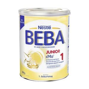 BEBA Junior Kindermilch 1 oder 2 jede 800-g-Dose