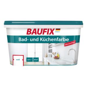 Baufix Bad- & Küchenfarbe