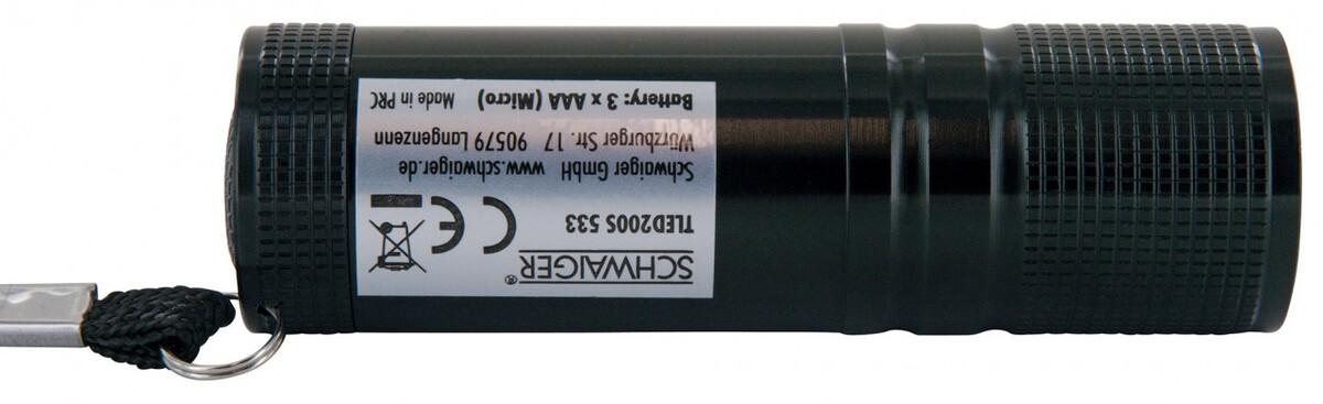 Bild 3 von Schwaiger Mini-Taschenlampe