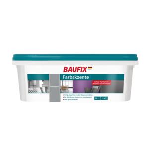 Baufix Farbakzente betongrau