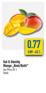Gut & Günstig Mango