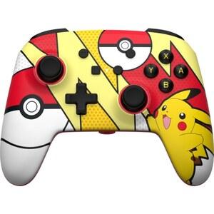 Nintendo Switch Pokémon Enhanced Wired Controller - Pop Art