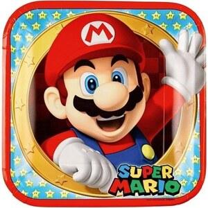 Super Mario 8 Teller