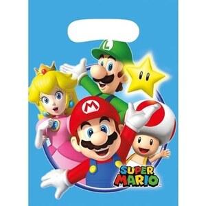 Super Mario 8 Partytüten