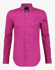 Lerros - Unifarbenes Hemd
