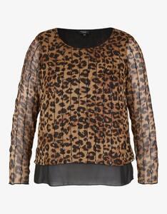 Bexleys woman - Bluse mit Animalprint