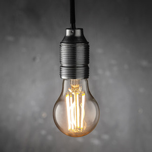 "I-Glow High Power LED Filament Leuchtmittel ""A-Shape"", E27"