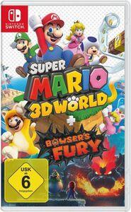 Nintendo Super Mario 3D World + Bowsers Fury (Switch)