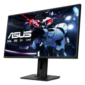 ASUS VG279Q - 69 cm (27 Zoll), LED, 144Hz, Adaptive Sync, 1ms, Höhenverstellung, DisplayPort