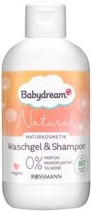Babydream Natural Waschgel & Shampoo