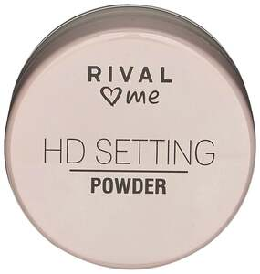 RIVAL loves me HD Setting Powder