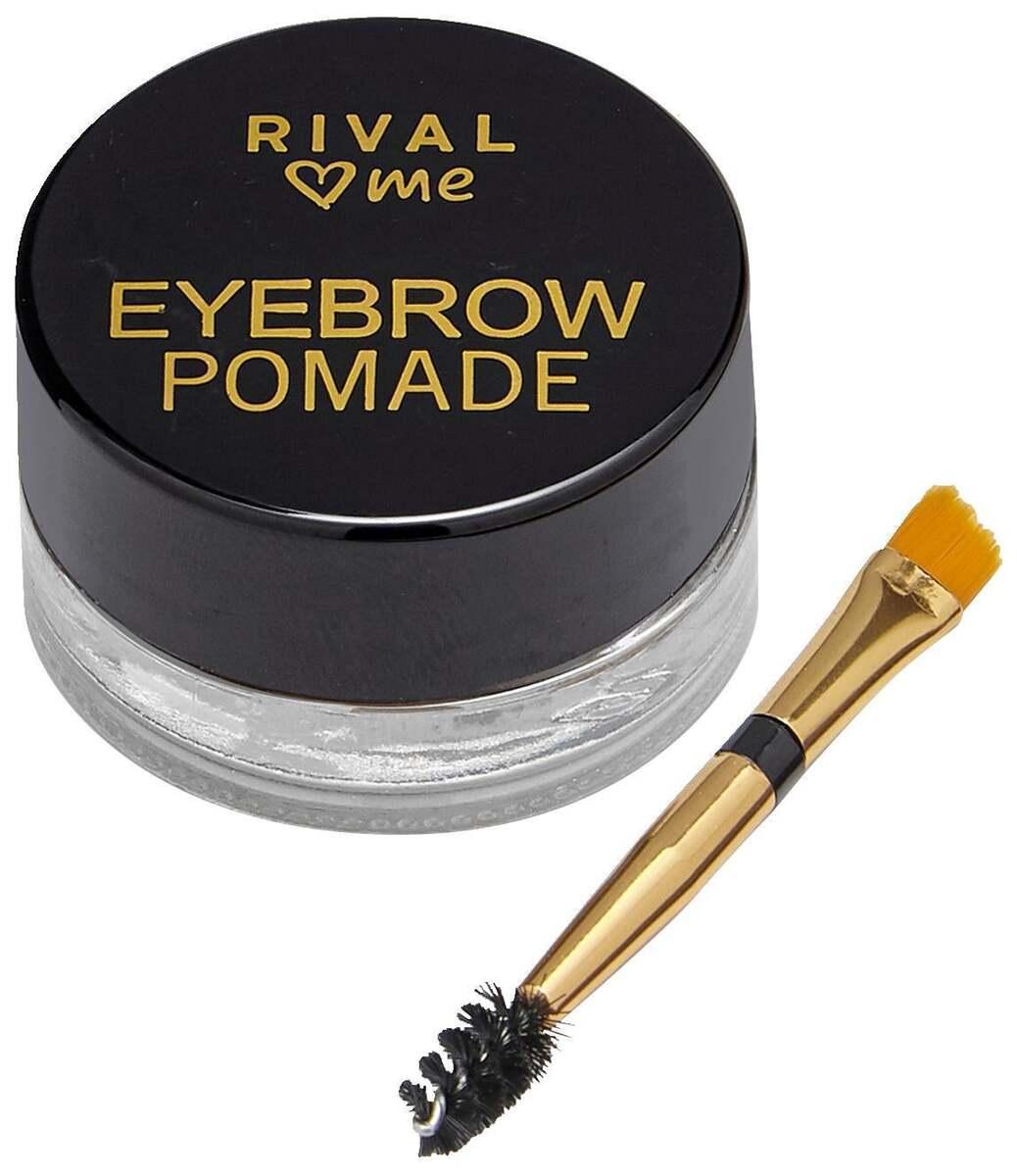Bild 2 von RIVAL loves me Eyebrow Pomade 03 soft brown