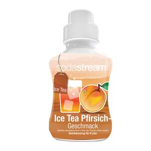 SodaStream Ice Tea Pfirsich Sirup
